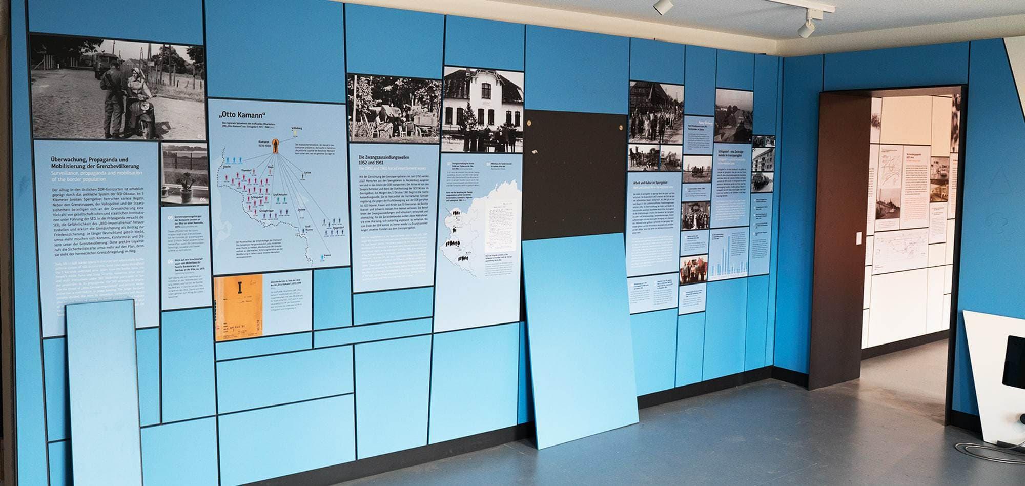 UV-Direktdruck-Weissdruck-MDF-Platten-Museum-Schlagsdorf